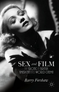 Sex and Film jacket